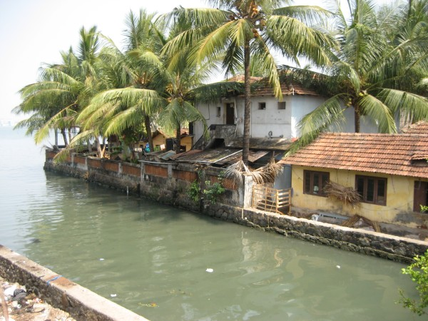 Little colonial town, Fort Cochin