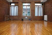 Beautiful Yoga to the People Studio.